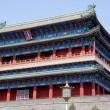 Ancient chinese pagoda (Beijing, China) — Stock Photo