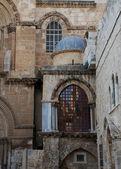 Church of Jesus grave (Jerusalem) — Stock Photo