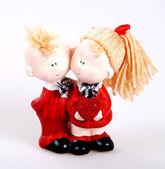 Fun couple — Stock Photo