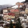 Stock Photo: Bad Gastein in Alps mountains
