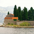 St. George Island in Kotor bay(Montenegro) — Stock Photo