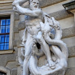 Hercules in Vienna(Austria) - Stock Photo