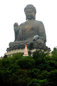 Giant Buddha(Hong Kong,China) — Stock Photo