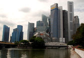 Marina Bay, Singapore — Stock Photo