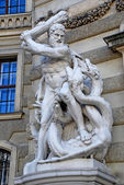 Hercules in Vienna(Austria) — Stock Photo