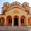 Stock Photo: Orthodox church in Shkoder , Albania