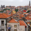 Ribeira in Porto, Portugal. - Stock Photo