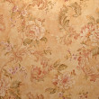 Royalty-Free Stock Photo: Vintage wallpaper with  floral pattern