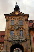 The Old Town of Bamberg, Germany, UNESCO World Heritage. — Stock Photo