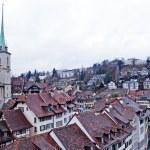 Rooftops of Bern - capital of Switzerland — Stock Photo #24144481