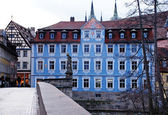 The Old Town of Bamberg(Germany) — Stock Photo