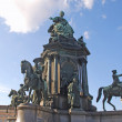 Monument of Maria Theresia (Vienna, Austria) - Stock Photo