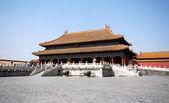 Peking, förbjudna staden — Stockfoto