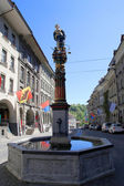 Justice Fountain, Berne, Switzerland — Stock Photo