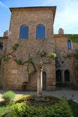 La chapelle de sainte-roseline, provence, Francia — Foto de Stock