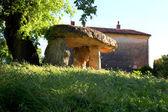 Dolmen, provence, francia — Foto de Stock