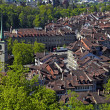 Cityscape of Bern, Switzerland — Stock Photo