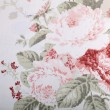 Stock Photo: Vintage wallpaper with floral pattern