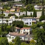 Village Saint-Paul-de-Vence , Provence, South France. Vertical i — Stock Photo