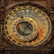 Prague astronomical clock — Stock Photo #29945087