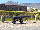 Castle of Good Hope, Cape Town — Stock Photo