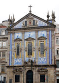 Congregados Church Porto,Portugal — Stock Photo