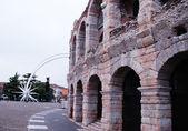 Coliseu em Verona (Itália) — Fotografia Stock