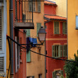 Old town of Nice, Cote d'Azur, France — Stockfoto