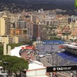 Monaco streets before the races of Formula 1 Grand Prix de Monaco — Stock Photo