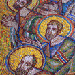 Mosaic of saint apostles — Stock Photo #35881061