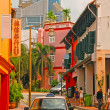 Chinatown district in Singapore — Stock Photo #36134109