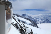 "Jungfraujoch - ""Top of Europe"" — Stock Photo"