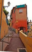 Old town of Nice, Cote d'Azur, France — ストック写真