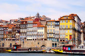 View of Porto, Portugal — Stock Photo