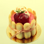 Strawberry cake  — Stock Photo #49661461