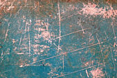 Green grunge scratched paper texture — Stock Photo