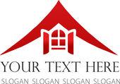 Logo house4 — Stock Vector