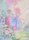 Foto - ballerina — Foto Stock