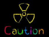 предупреждение — Cтоковый вектор