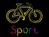 Sport — Vector de stock