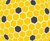 Honeycomb - texture. background. — Stockfoto