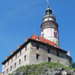 Castle Cesky Krumlov — Stock Photo