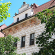 Stock Photo: Former Jesuit dormitory in Cesky Krumlov