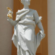 Foto Stock: Statue of saint Peter