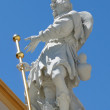 Statue of saint Coloman — Stock Photo #12296714