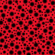 Red background with spots — Stockfoto #20009845