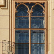 Stock Photo: Neogothic window