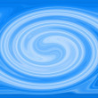 Stock Photo: Blue whirl