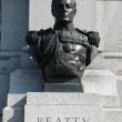 Foto de Stock  : Memorial to Admiral of Fleet David Beatty