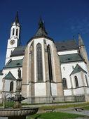 Mosteiro de vyssi brod — Fotografia Stock